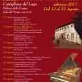 Concerto per il Festival di Musica Classica di Castiglione del Lago – Palazzo della Corgna